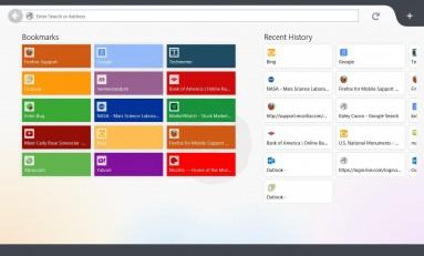 Mozilla porzuca rozwój przeglądarki Firefox dla Modern UI