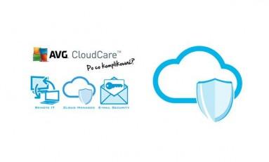 AVG prezentuje CloudCare, ochronę danych w chmurze