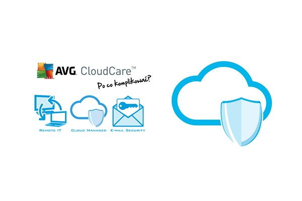 AVG CloudCare – pakiet ochronny dla firm