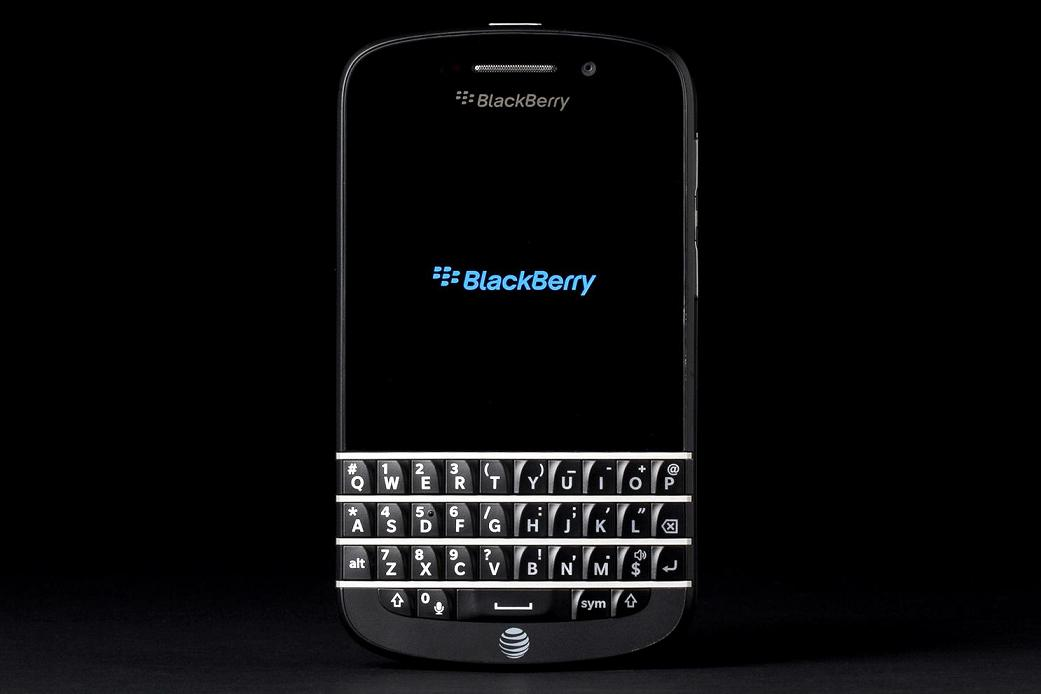 Mariaż BlackBerry i Google