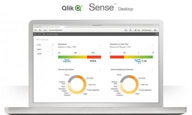 Qlik Sense Desktop do pobrania za darmo