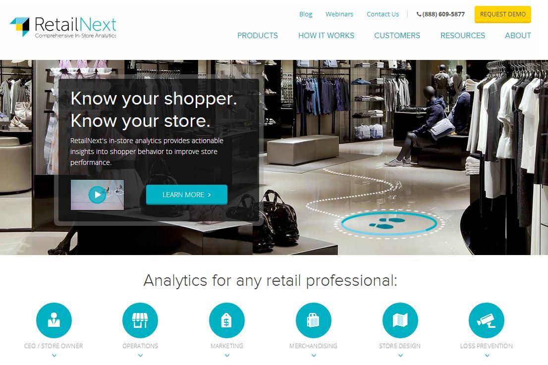 RetailNext podbije nowe rynki