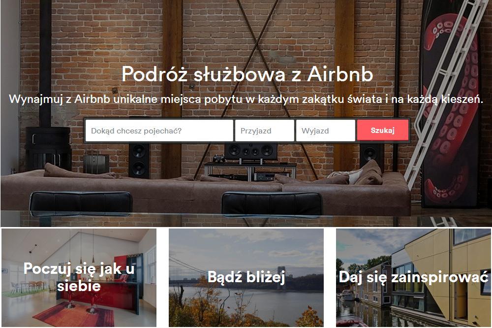 Airbnb dla użytkowników Airbnb