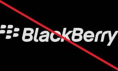 BlackBerry odejdzie w technologiczny niebyt