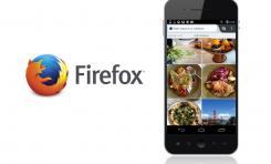 Nowa Beta Firefoxa na Androida