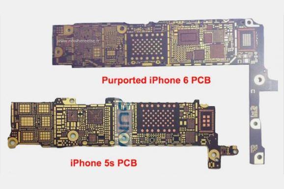 Apple iPhone 6 z modułem NFC?
