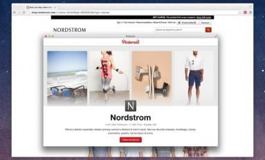 Pinterest w służbie reklamodawcom
