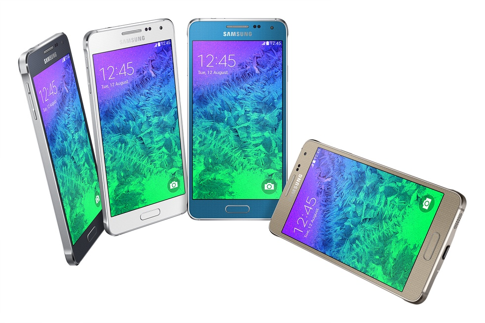 Samsugn Galaxy Alpha – nowy superwydajny smartfon