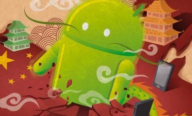 Chiński rynek mobilny zamyka się na zagranicznych producentów