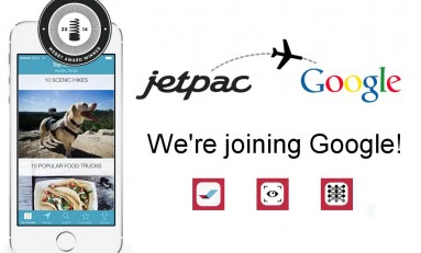 Oprogramowanie od Jetpac do rozpoznawania obrazu jest już w rękach Google