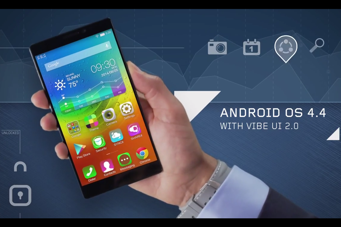 Lenovo pracuje nad smartfonem z wyświetlaczem QHD
