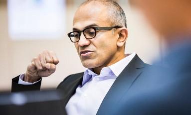 Microsoft chce rozmawiać o chmurze