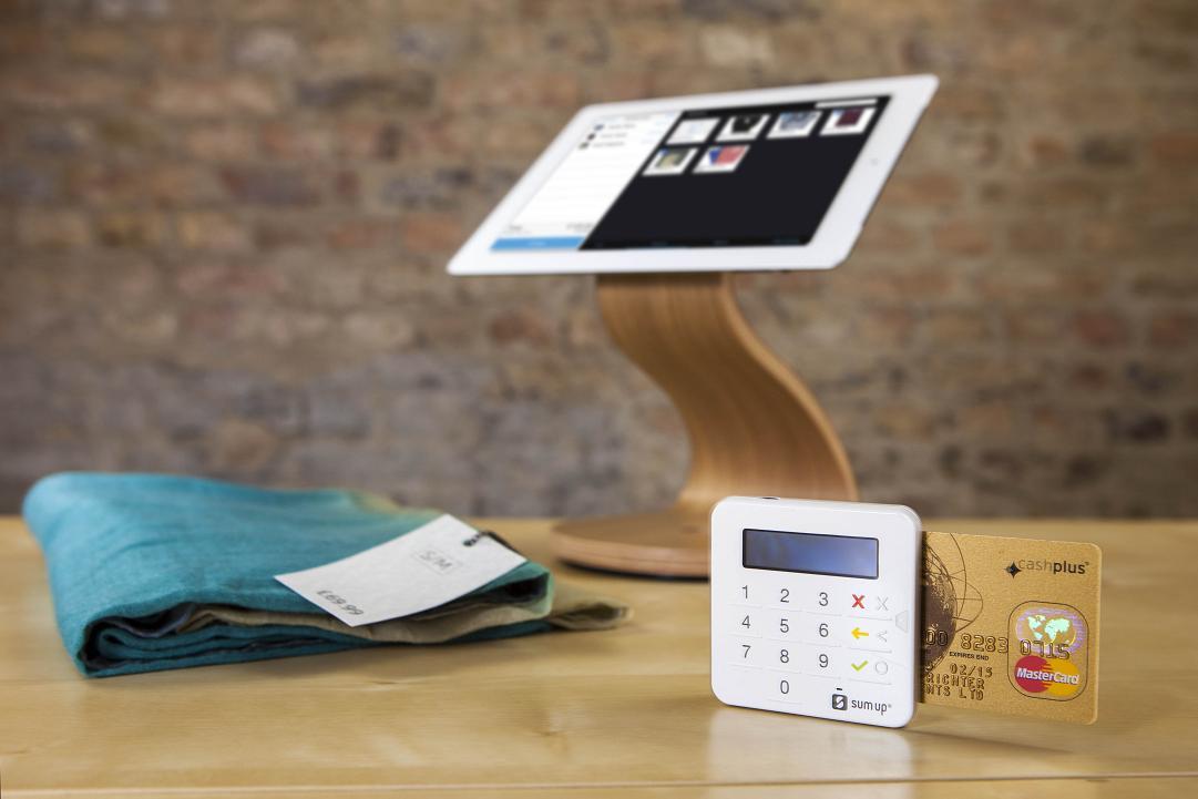 SumUp – prosty sposób na płatności mobilne