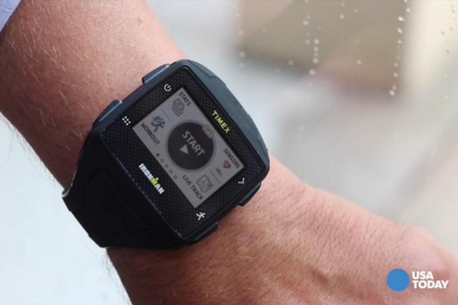 Timex Ironman One GPS+, inteligentny zegarek dla aktywnych