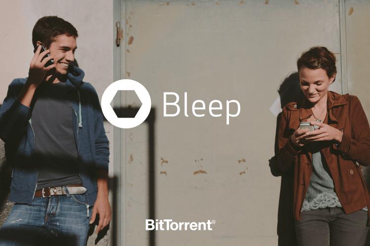Bleep, komunikator P2P od BitTorrent
