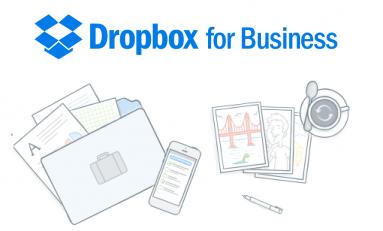 Dropbox Business otrzymał nowe funkcje