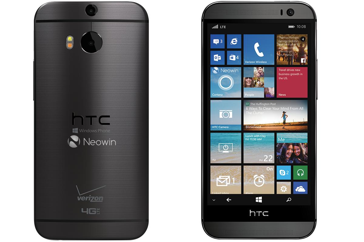 Wyciekły zdjęcia HTC One z Windows Phone