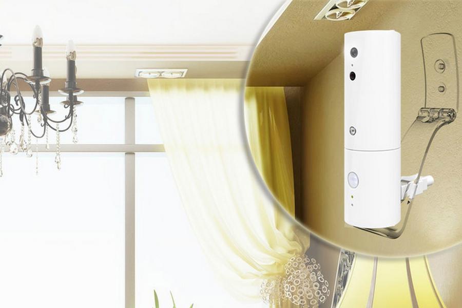 iSensor HD – kamera, która zadba o nasze bezpieczeństwo