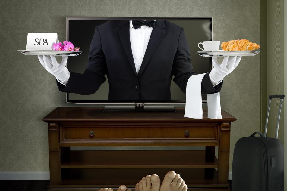 Samsung wspiera branżę hotelarską