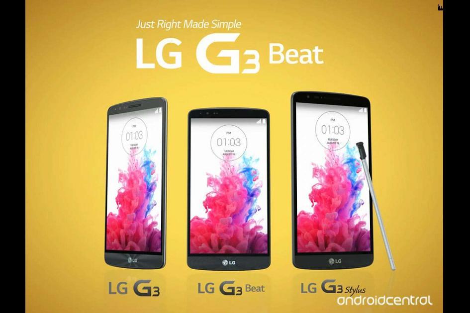 LG z tańszym G3 z rysikiem w komplecie