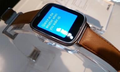Inteligentne zegarki rządzą na targach IFA