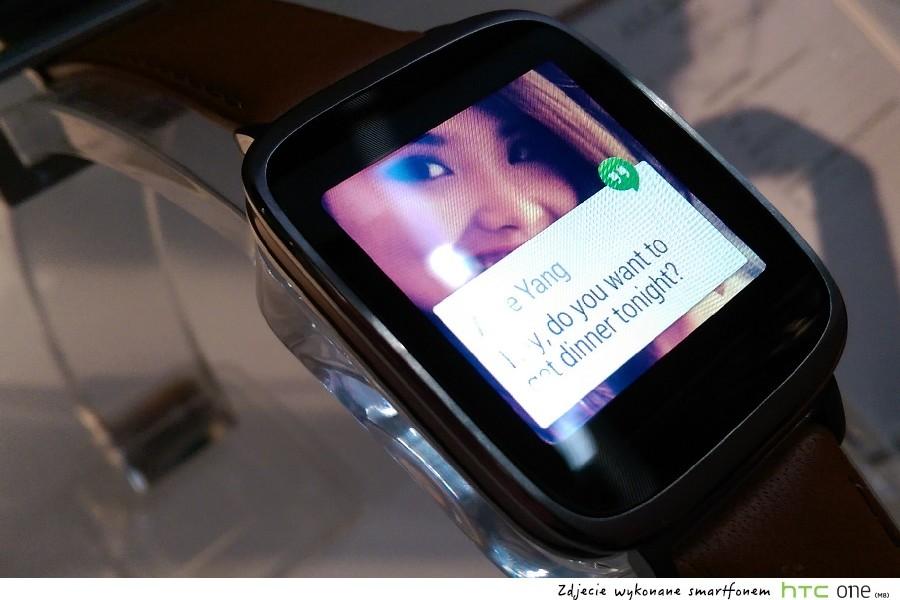 ZenWatch – najciekawszy gadżet Asusa na IFA