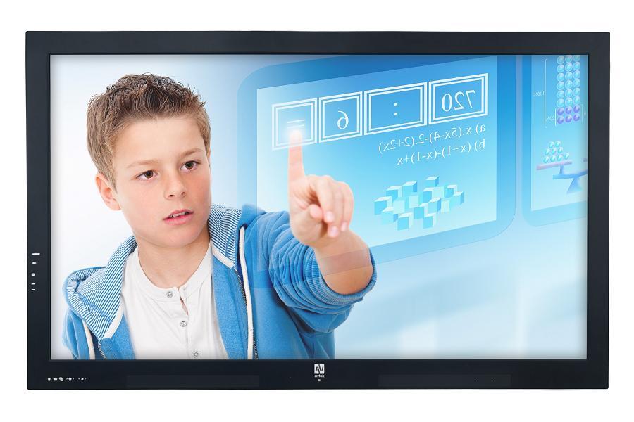 Avtek TouchScreen 65P – alternatywa dla tablic interaktywnych