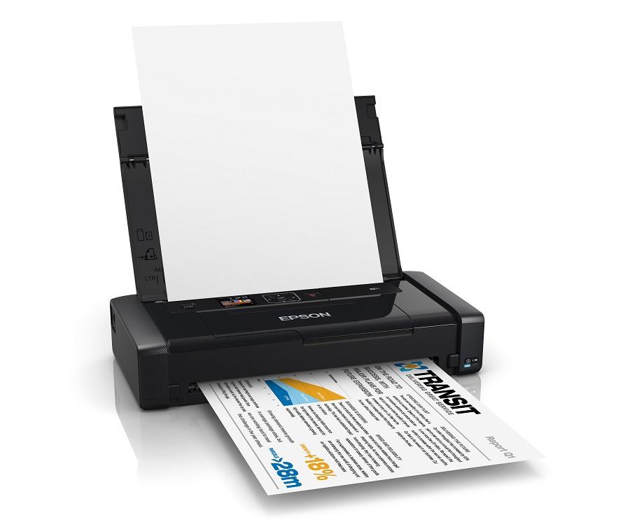Miniaturowa drukarka od Epson