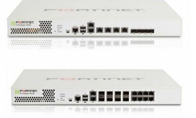 Fortinet przedstawia dwa firewalle nowej generacji