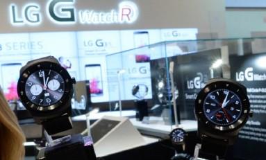 LG G Watch R – najładniejszy inteligentny zegarek IFA 2014