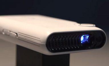 TouchPico – mały, wielofunkcyjny projektor