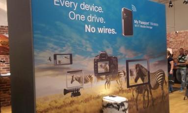 WD My Passport Wireless – przenośny bezprzewodowy dysk