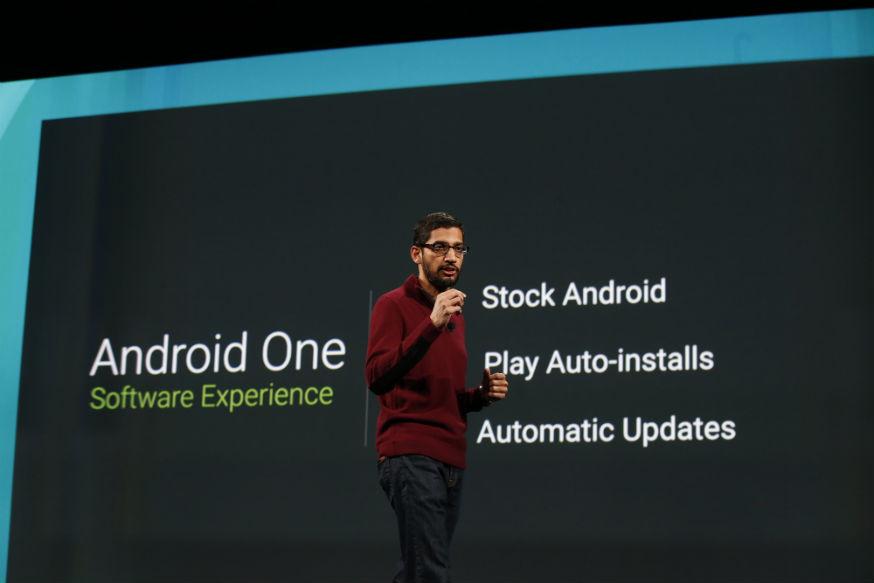 Android One rozrasta się