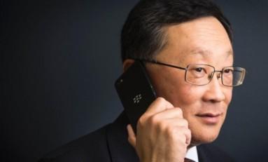 BlackBerry znów chce zarabiać na smartfonach