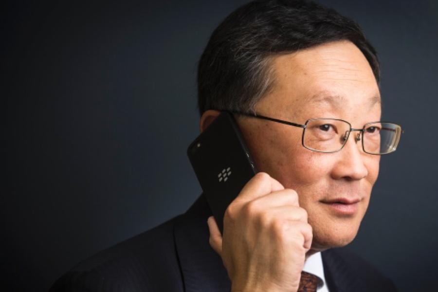 BlackBerry przetrwało, teraz czas na wzrosty