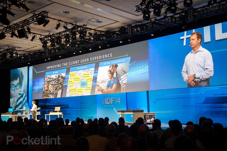 Intel chce zastąpić tradycyjne hasła biometrycznymi