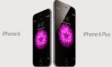 Duży iPhone znacznie mniej popularny niż standardowy