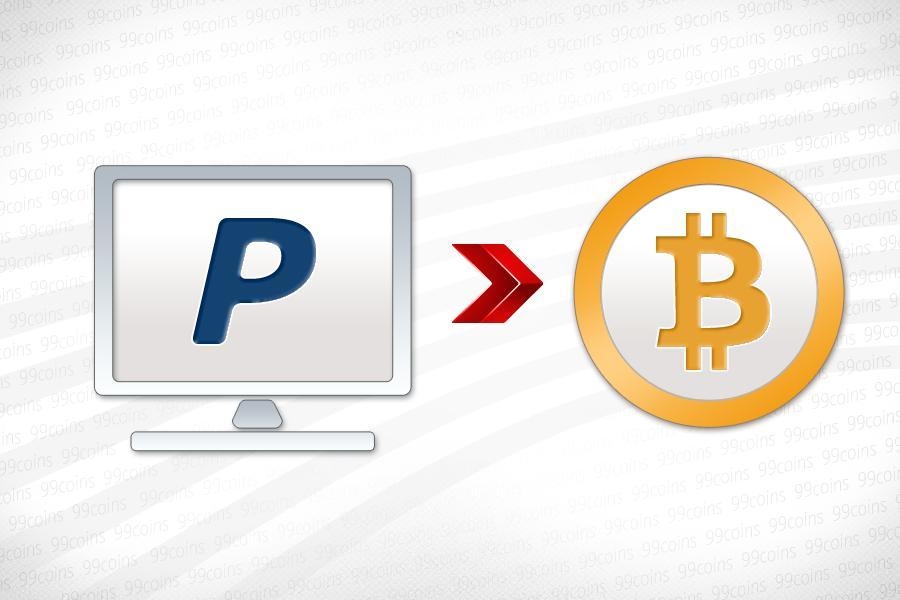 PayPal otwiera się na Bitcoiny