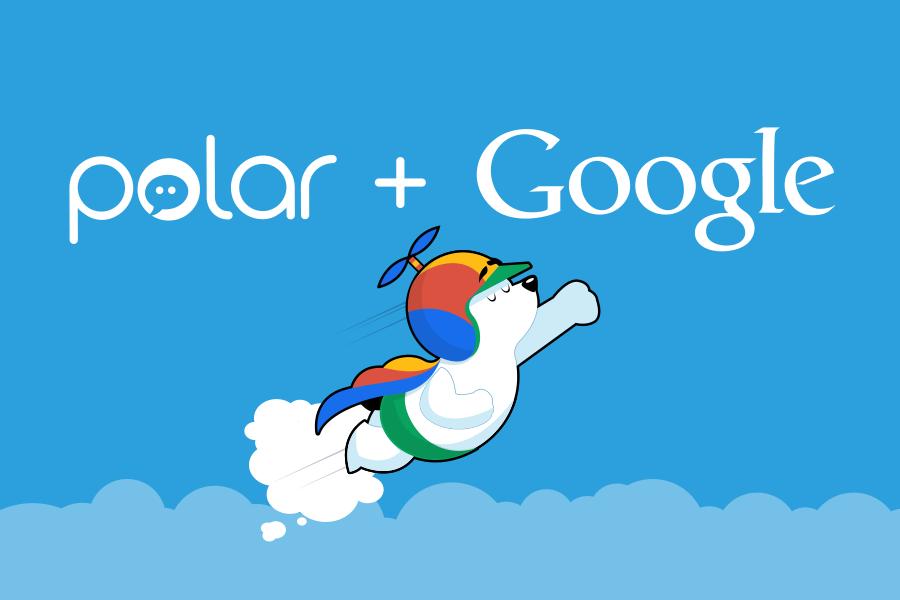 Polar w rękach Google