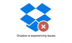 Poważny i groźny błąd Dropboksa
