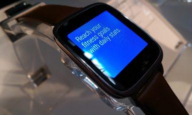 Asus rozważa wycofanie się z Android Wear