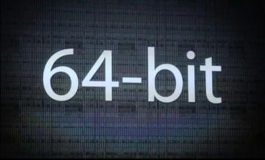 Apple zmusi deweloperów do technologii 64-bitowej