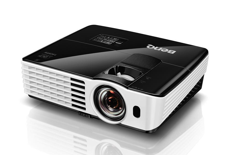 [IP]: BenQ TH682ST – krótkoogniskowy biznesowy projektor Full HD