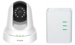 [IP]: Pierwsza domowa kamera IP z technologią PowerLine od D-Link