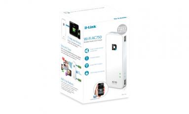 [IP]: Superszybki podróżny router z bankiem energii od D-Linka