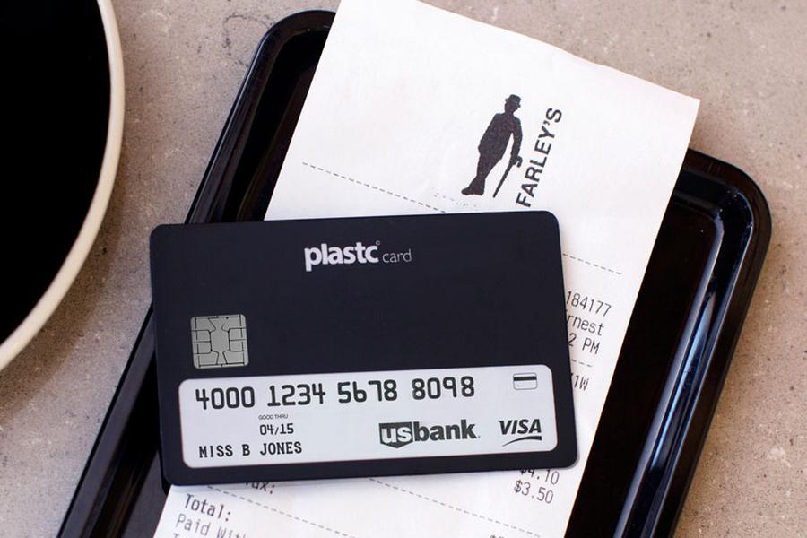 Plastc – jedna karta do wszystkich rachunków