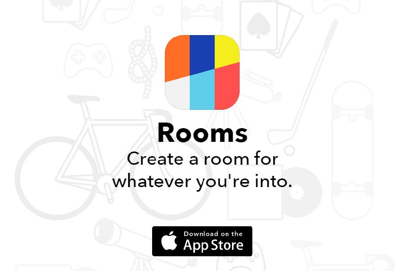 Facebook Rooms – powiew starych czasów w nowoczesnym wykonaniu