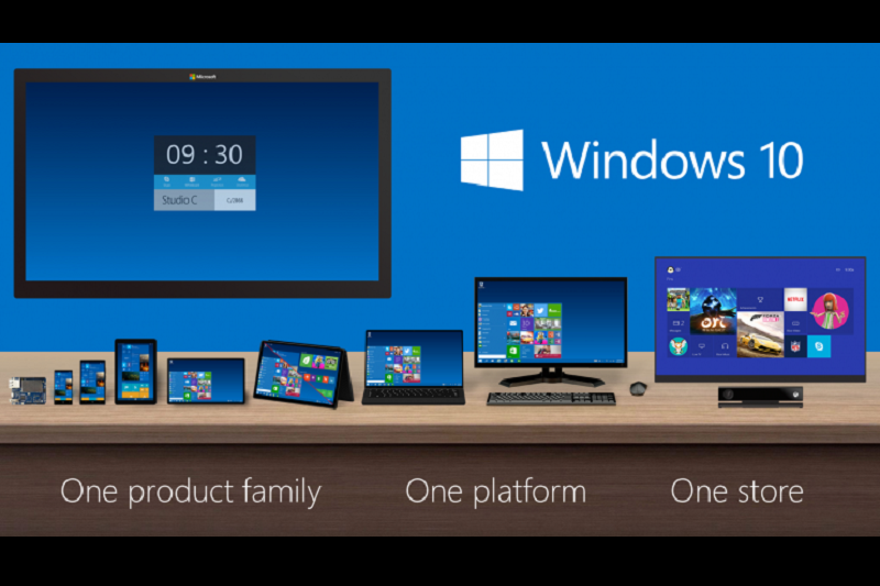 Windows 10 w parze z Facebookiem