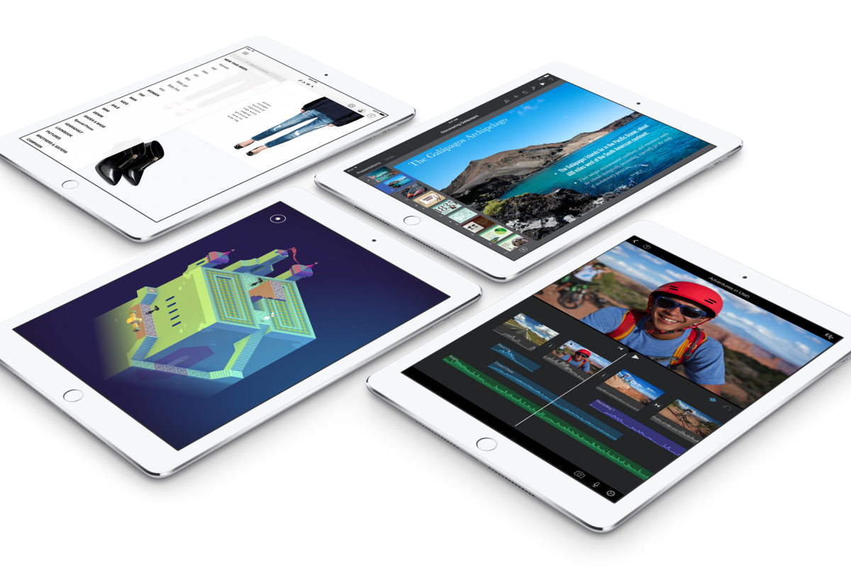 iPad Air 2 od Apple