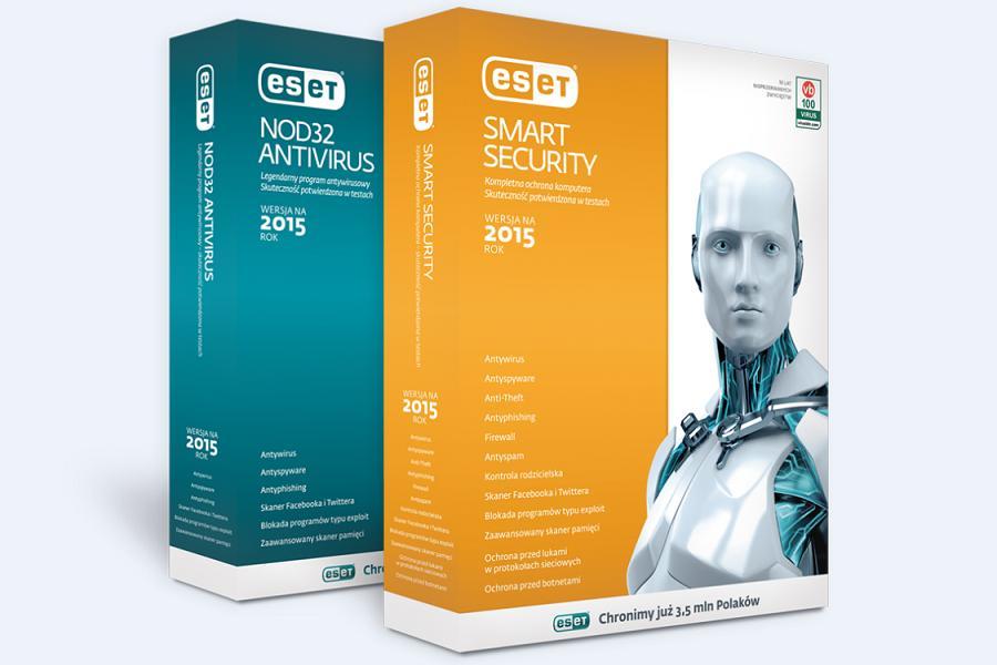[IP]: Nowe wersje zabezpieczeń od ESET